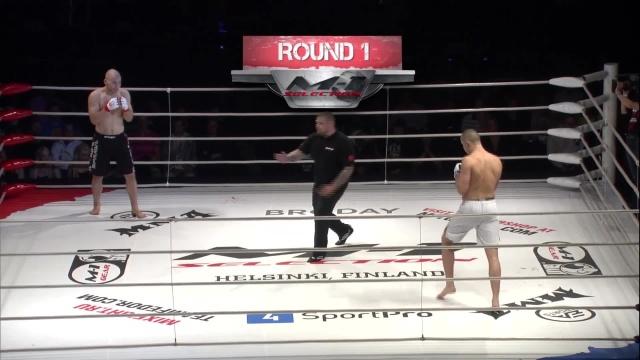 Томаш Наркун vs Тимо Карттунен, Selection 2010 Western Europe Round 3