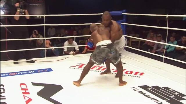 Делсон Элену vs Фабио Насименто, M-1 Challenge 19