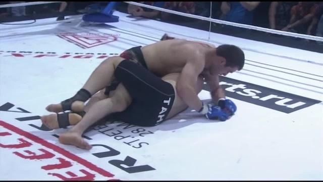 Шамиль Тинагаджиев vs Шамиль Нурмагомедов, M-1 Selection 2009 3