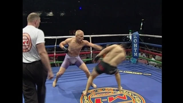 Виталий Каневец vs Овагим Манусаян, M-1 MFC - Russia vs. Ukraine