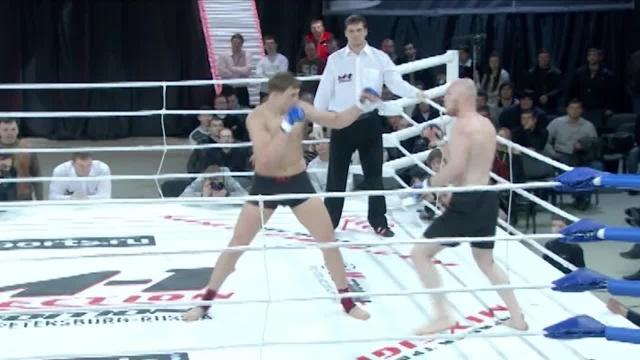 Максим Гришин vs Магомед Умаров, M-1 Selection 2009 1