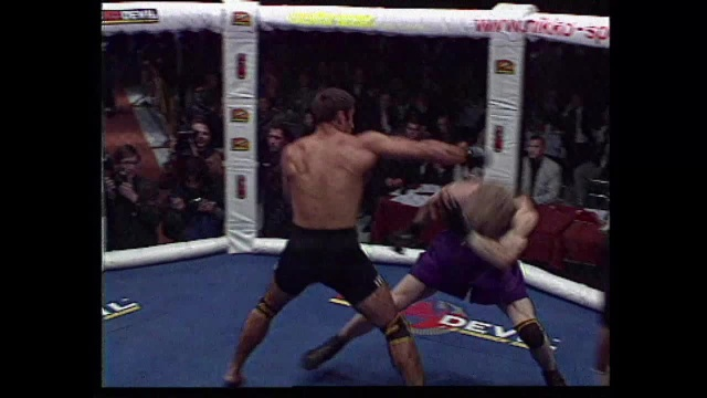 Андрей Семенов vs Амар Сулоев, M-1 MFC World Championship 1999