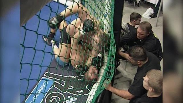 Арраб Чалид vs Станислав Нущик, M-1 MFC European Championship 2002