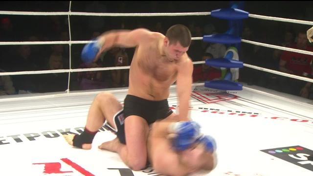 Алексей Буторин vs Сергей Храмов, M-1 Selection 2009 2