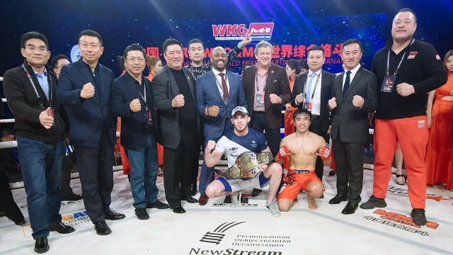 WKG&M-1 Challenge 100 Highlights, January 26, Harbin, China