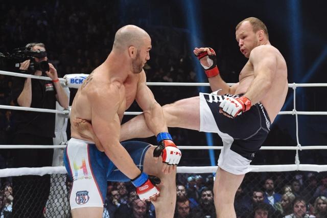 Брэндон Холси vs Александр Шлеменко, M-1 Challenge 79