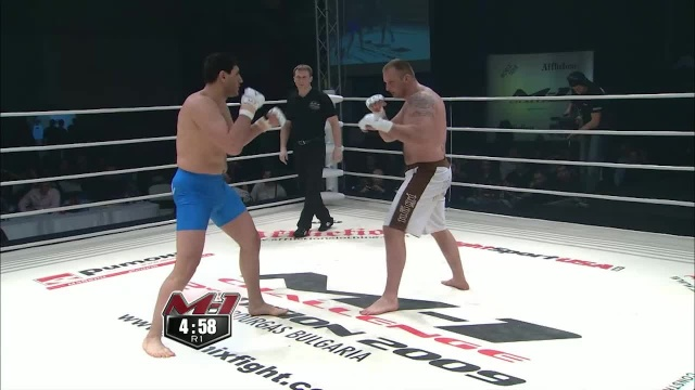 Михал Кита vs Ахмед Султанов, M-1 Challenge 13