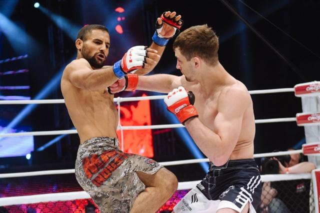 Алмог Шай vs Александр Осетров, M-1 Challenge 79