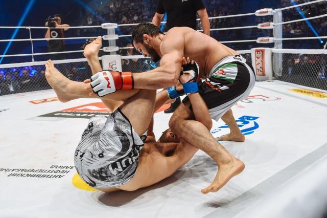 Энтони Христодолу vs Абукар Яндиев, M-1 Challenge 68