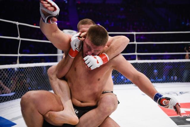 Марчин Тыбура vs Денис Смолдарев, M-1 Challenge 53