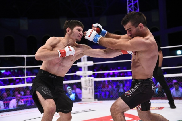 Антун Рачич vs Алексей Невзоров, M-1 Challenge 61