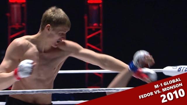 Александр Волков: Все бои в M-1 на M-1 Global.TV!
