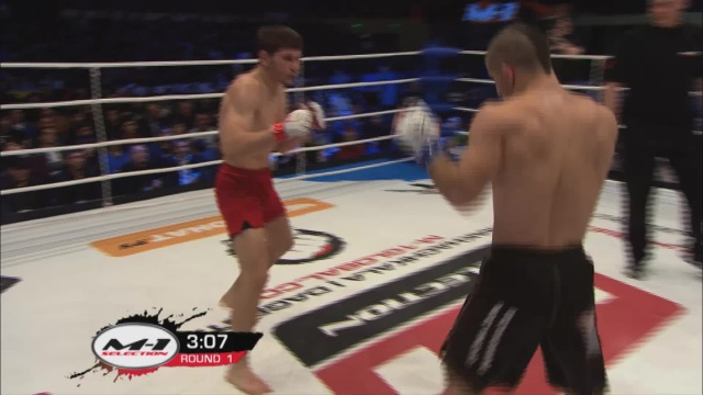 Алексей Невзоров vs Антун Рачич, M-1 Selection 2011 - European Tournament