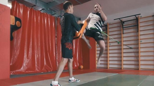 Подготовка Романа Богатова к защите пояса на M-1 Challenge 104, 30 августа, Оренбург