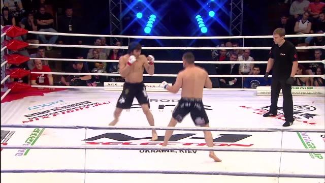Алексей Беляев vs Мурад Магомедов, Selection 2010 Eastern Europe Round 3