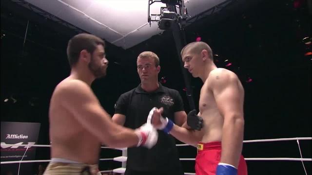 Мэтт Торп vs Рафаэль Родригез, M-1 Challenge 18