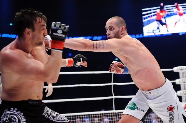 Деян Топальски vs Муслим Салихов, M-1 Challenge 38