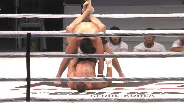 Бруно Карвальо vs Татсуя Мизуно, M-1 Challenge 06