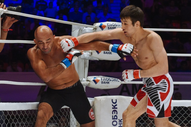 Марсело Брито vs Шавкат Рахмонов, M-1 Challenge 67