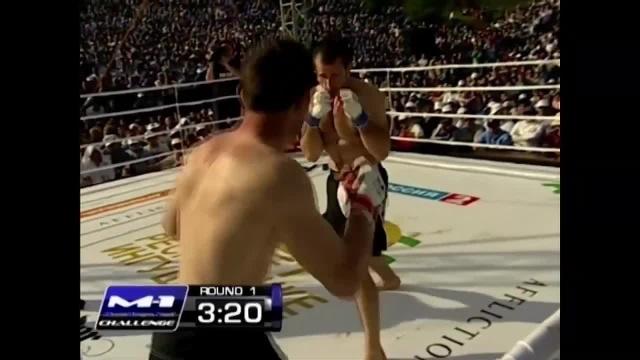 Sunay Hamidov vs Sheikh Magomed Arapkhanov, M-1 Challenge 33