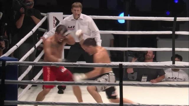 Джейк Элленбергер vs Ду Вон Сео, M-1 Challenge 06