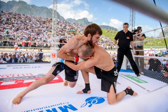 Дмитрий Коробейников vs Джамбулат Курбанов, M-1 Challenge 49