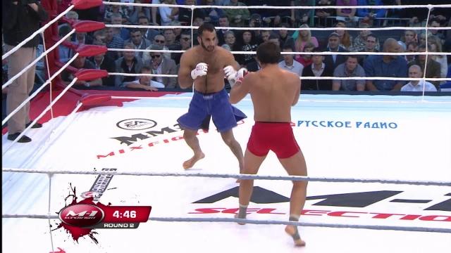 Сергей Фаустов vs Вугар Бахшиев, Selection 2010 Battle on Neva