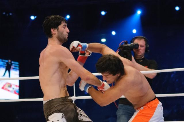 Казбек Тигуров vs Хуршид Касимов, M-1 Challenge 36