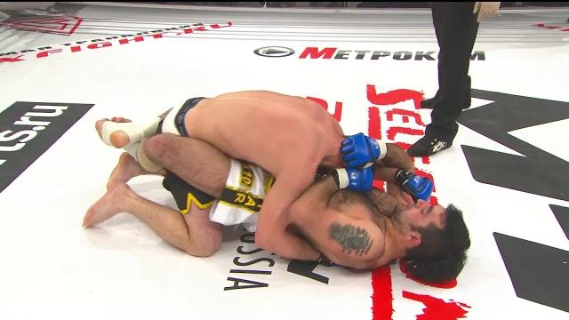 Жамалдин Кубачев vs Армен Ананян, M-1 Selection 2009 2