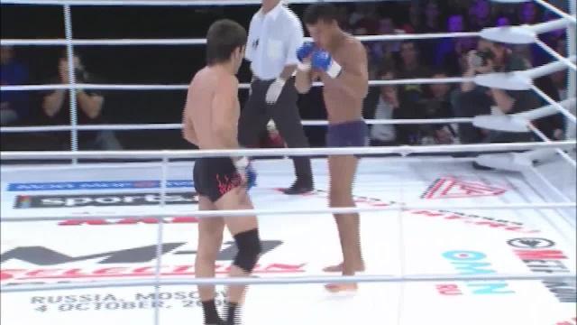 Магомед Магомедов vs Алексей Череповский, M-1 Selection 2009 8