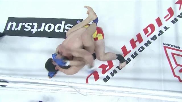 Анзор Карданов vs Марат Илаев, M-1 Selection 2009 1