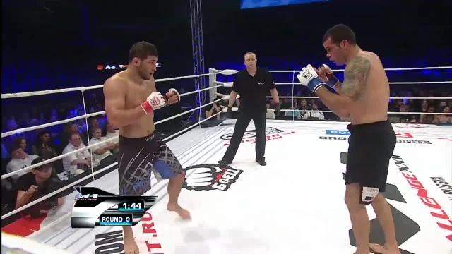Шамиль Завуров vs Абнер Льоверас, M-1 Challenge 22