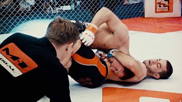 Moktar Benkaci vs Vitaly Branchuk fight is set for M-1 Challenge 74