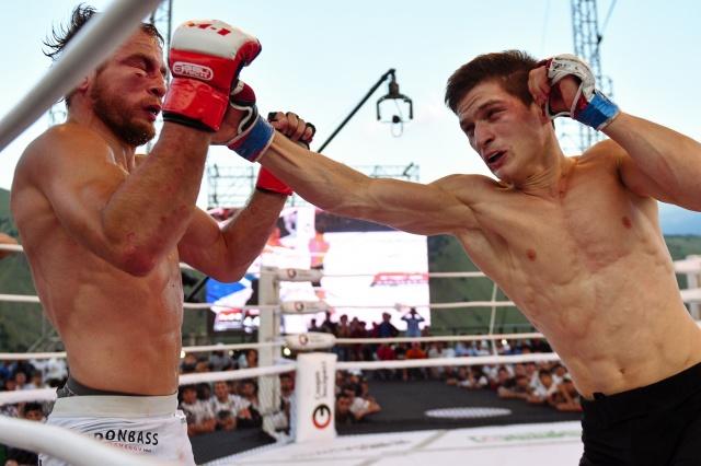 Movsar Evloev vs Pavel Vitruk, M-1 Challenge 81