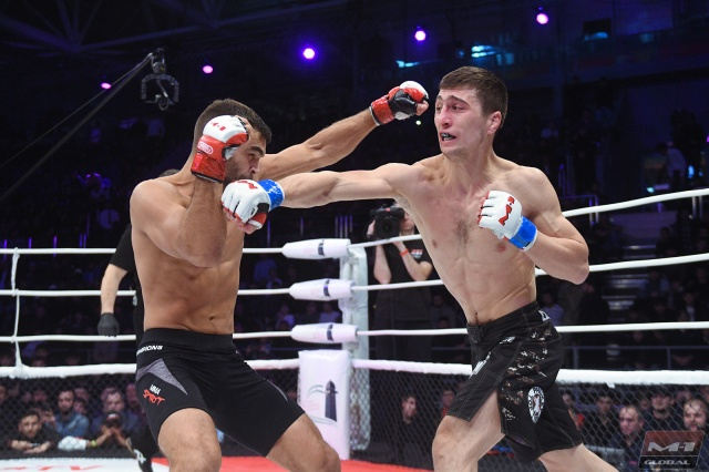 Хамзат Далгиев vs Иван Бухингер, M-1 Challenge 86