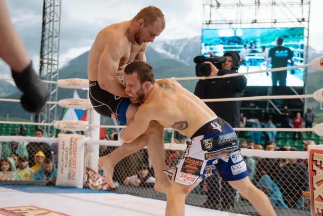Павел Витрук vs Ли Моррисон, M-1 Challenge 58