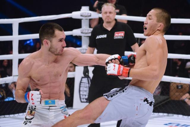 Sergey Morozov vs Bair Shtepin, M-1 Challenge 98