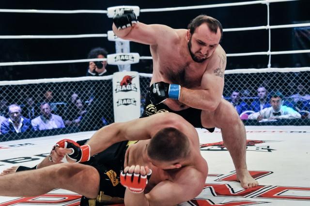 Денис Смолдарев vs Турал Рагимов, M-1 Challenge 39