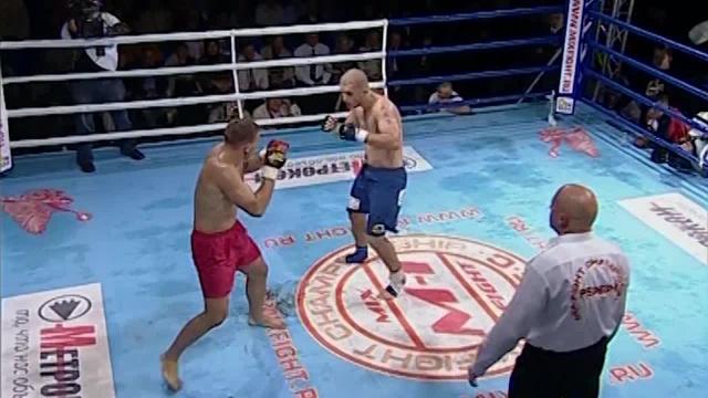 Михаил Заяц vs Лукаш Юрковски, Battle on Neva 2007