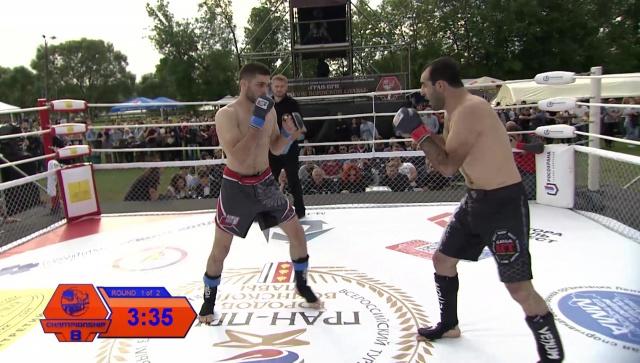 Расим Адилов vs Леван Джагиев, Fightspirit Championship 8