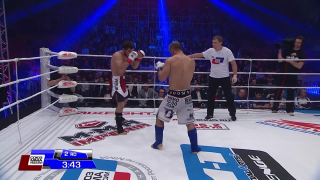 Магомед Дибирдадаев vs Расул Абдулаев, WMMAA Finals