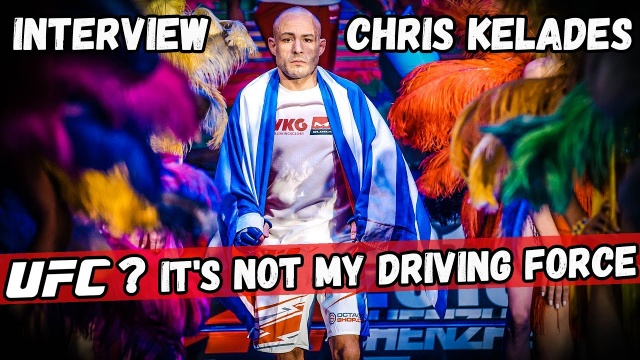 Just wasn't gonna give up | Interview with Chris Kelades