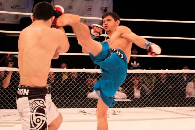 Алексей Невзоров vs Тимур Нагибин, M-1 Challenge 70