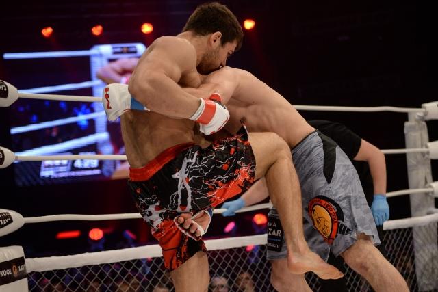 Анатолий Токов vs Альберт Дураев, M-1 Challenge 46
