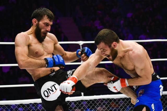 Максим Дивнич vs Джамбулат Курбанов, M-1 Challenge 54