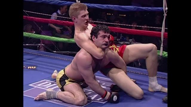 Андрей Сен vs Рамин Тагиев, MFC Mix-Fight 2004