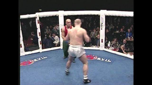Боб Шрайбер vs Руслан Керселян, M-1 MFC - World Championship 1997