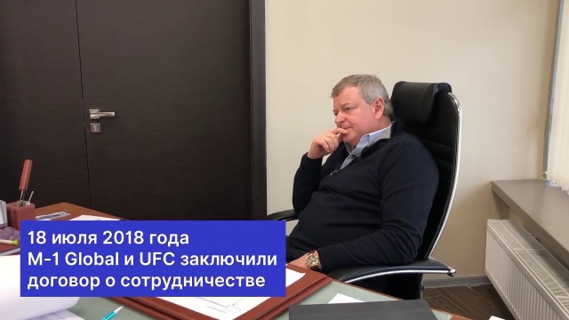 Интервью с Вадимом Финкельштейном, часть 3: Контракт с UFC, Яндиевы, Китай