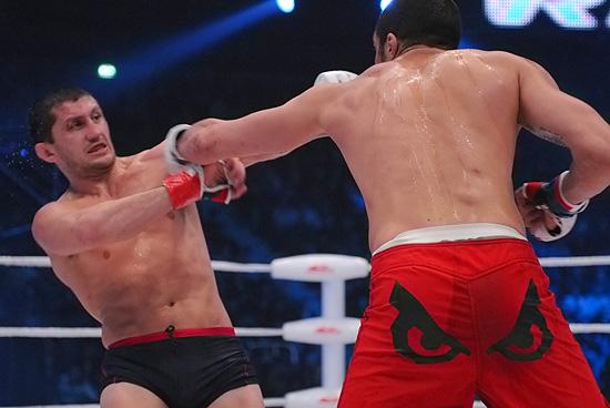 Жуан Мануэль Суарез vs Арсен Темирханов, M-1 Challenge 25