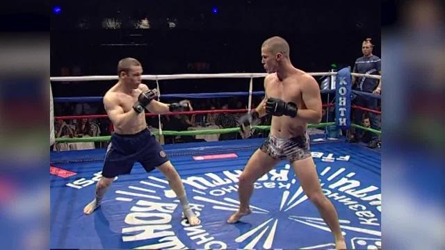 Денис Комкин vs Павел Косицкий, Northwest Open MixFight Championship